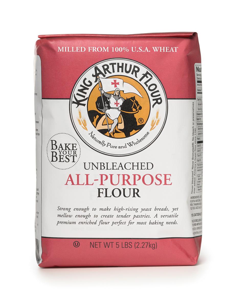 recipes found in: King Arthur Flour th Anniversary Cookbook, Ridged Cake Loaf Pan, Standard Dough-Rising Bucket, The Perfect Beaker, Rectangular.