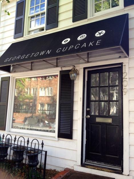Where Georgetown Cupcakes began!
