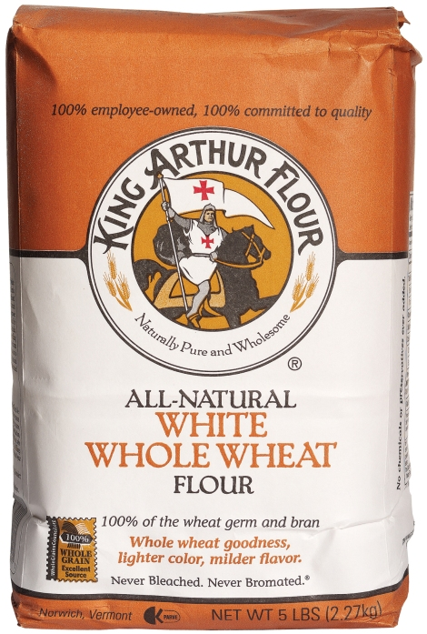 White Whole Wheat Flour from King Arthur Flour